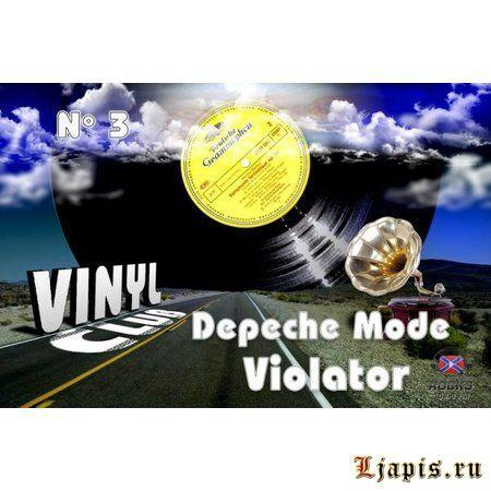 Выпуск №3 Depeche Mode — Violator