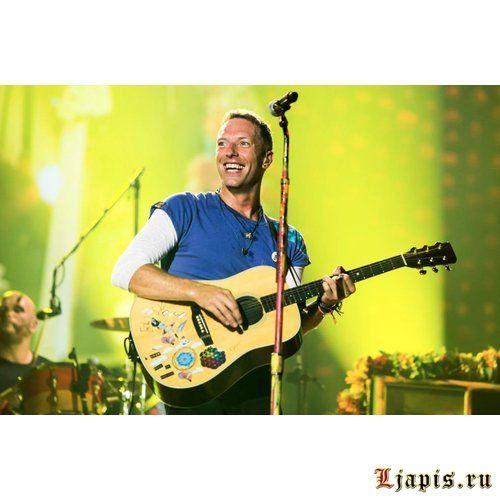 Coldplay выпустили песню All I Can Think About Is You