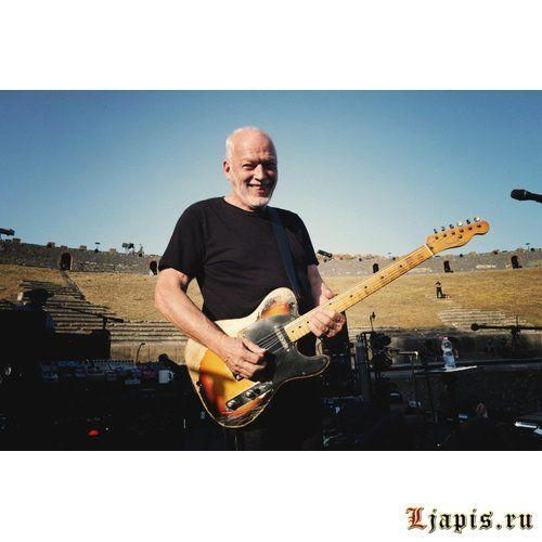 Фильм-концерт «David Gilmour: Live At Pompeii» в Москве | Сеть кинотеатров Люксор | 13.09.2017