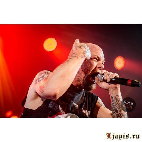 Five Finger Death Punch в Москве | Stadium | 09.11.2017