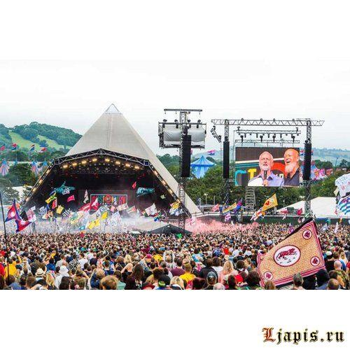 Фестиваль Glastonbury 2019: лучшие моменты