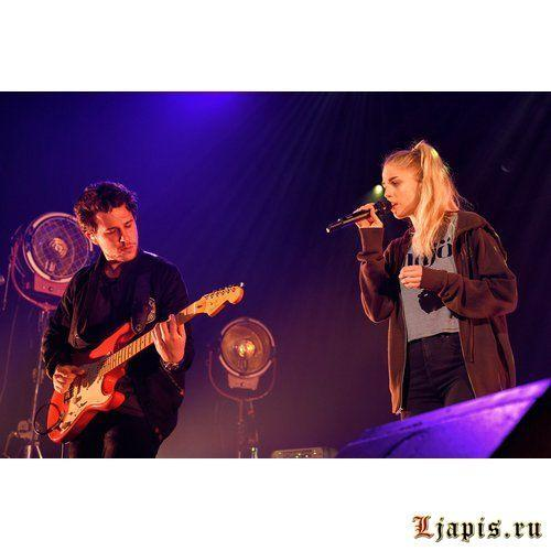 London Grammar в Питере | Новая Голландия | 20.07.2017