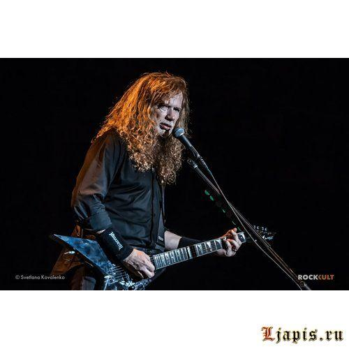 Megadeth запустили чат-бота в Facebook Messenger