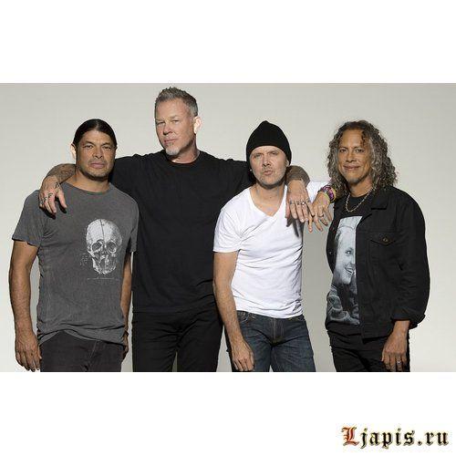 Metallica собрала средства для фонда All Within My Hands