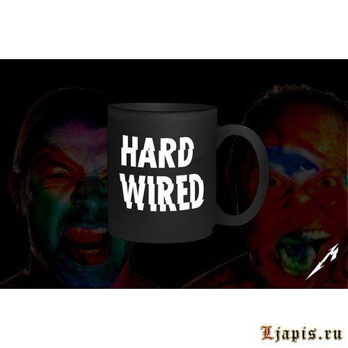 Розыгрыш | Кружка Metallica — Hardwired…To Self-Destruct
