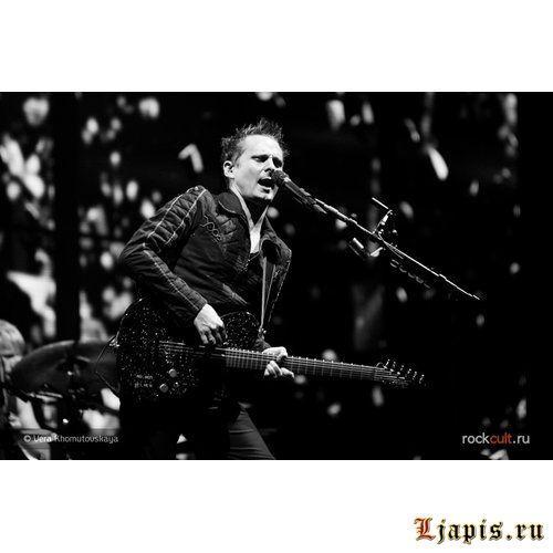 Muse анонсировали концерт в Москве в 2019 году