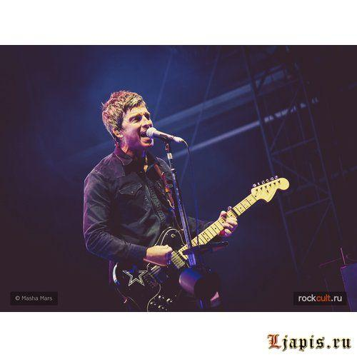 Noel Gallagher's High Flying Birds в Москве | Adrenaline Stadium | 02.06.2018