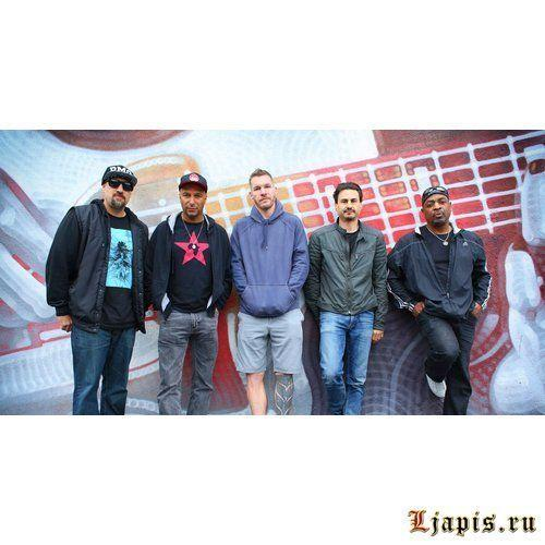 Prophets of Rage выпустили песню Living On The 110
