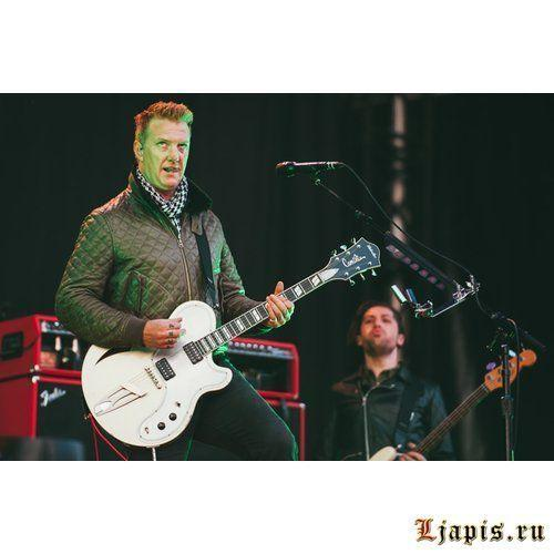 Queens of the Stone Age выступят на Montbello Rock Fest