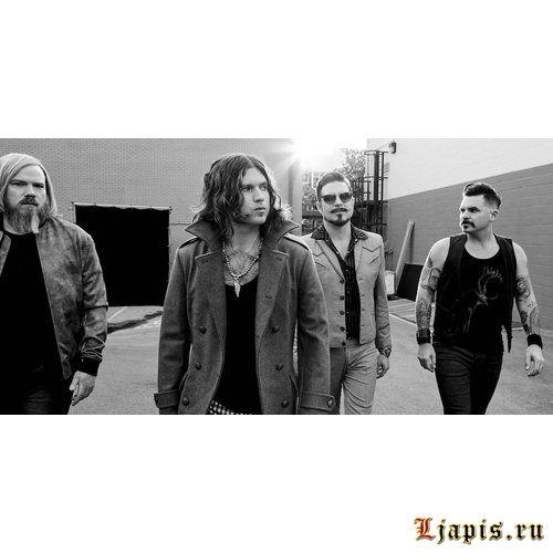 Rival Sons выпустили трек Back In The Woods