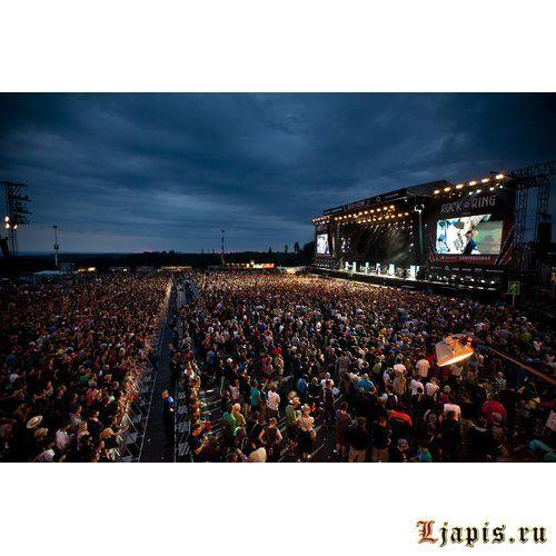Фестиваль Rock am Ring приостановили из-за угрозы теракта