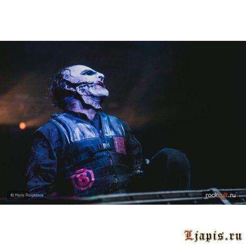 В сети появилась запись выступления Slipknot на Rock am Ring