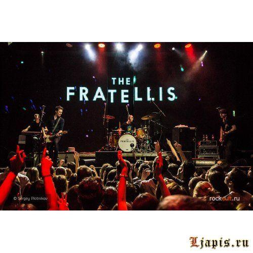 The Fratellis представили песню The Next Time We Wed